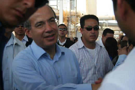 Trajo Calderón a Matamoros 80 míseros empleos